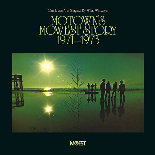 Motown's Mowest Story (1971-1973) by Various Artists
