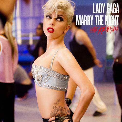 Marry The Night by Lady Gaga