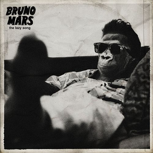 The Lazy Song von Bruno Mars