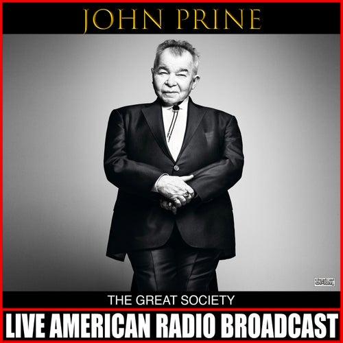 The Great Society (Live) von John Prine