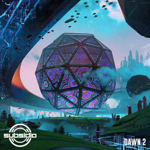 Subsidia Dawn: Vol. 2 by Excision
