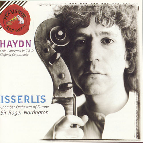Haydn: Cello Concertos in C & D by Steven Isserlis