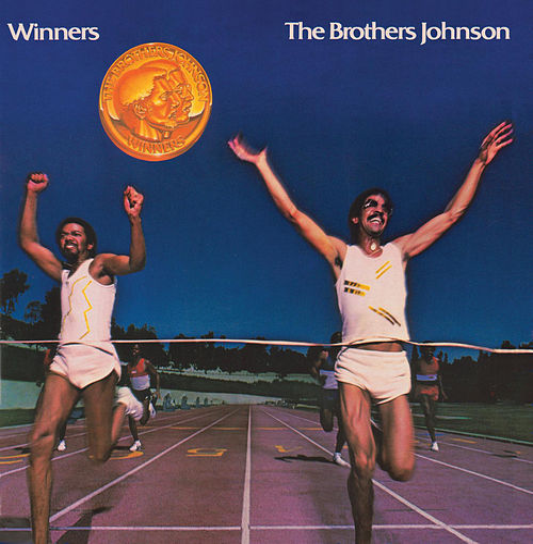 Winners de The Brothers Johnson