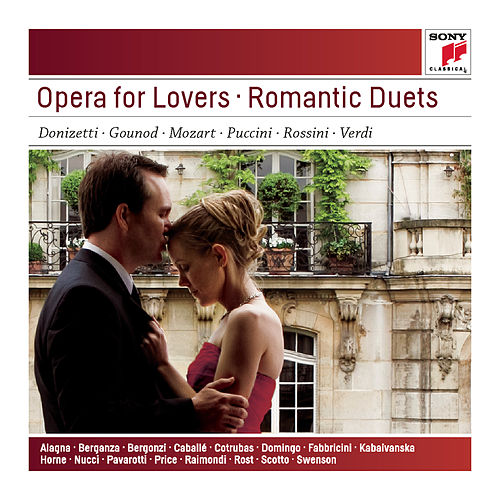 Opera for Lovers - Romantic Duets - Sony Classical Masters di Various Artists