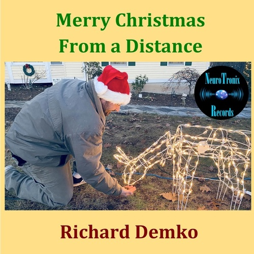 Merry Christmas From a Distance by Richard L Demko