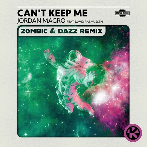Can't Keep Me (Zombic & DAZZ Remix) von Jordan Magro