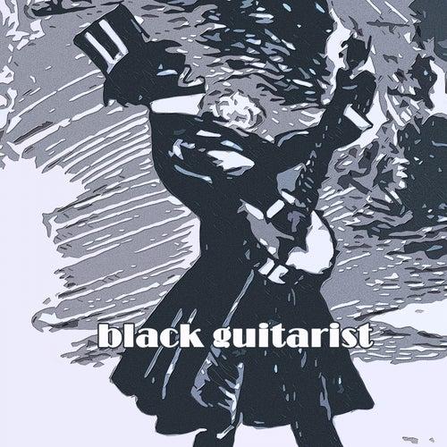 Black Guitarist by Doris Day