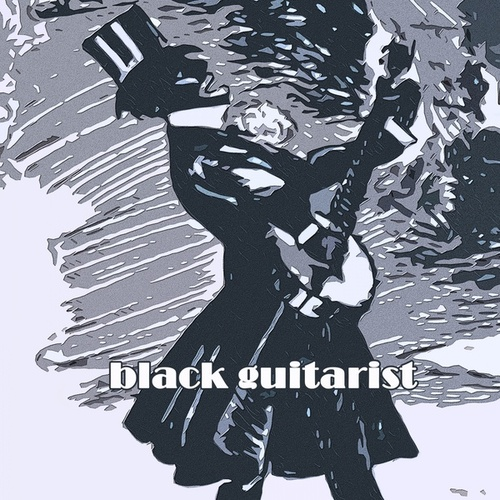 Black Guitarist by Marvin Gaye