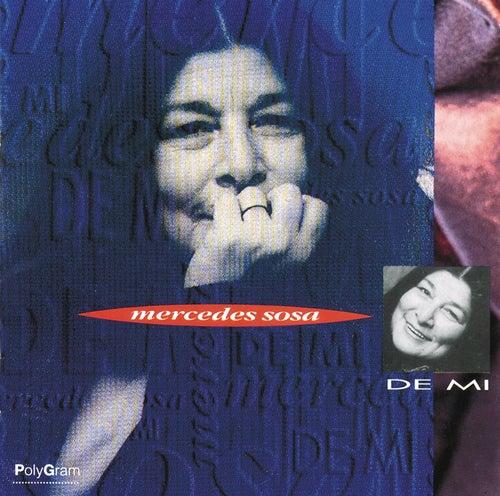 De Mí (Slidepack) de Mercedes Sosa