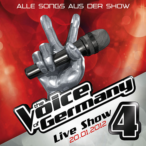 20.01. - Alle Songs aus der Live Show #4 van The Voice Of Germany