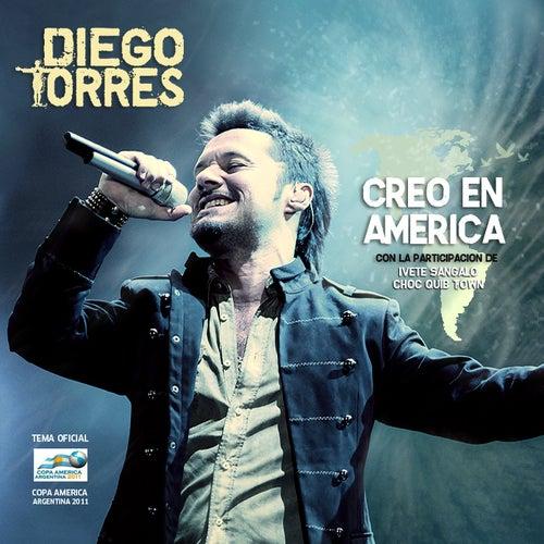 Creo En America de Diego Torres