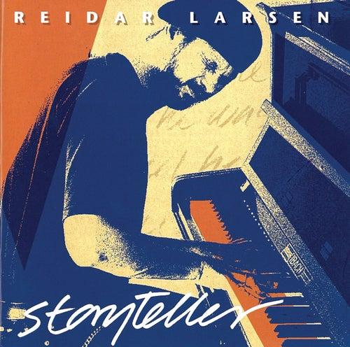 Storyteller by Reidar Larsen