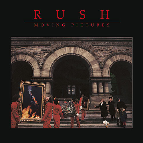Moving Pictures de Rush