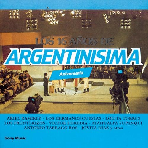 Los 16 Años De Argentinisima de Various Artists