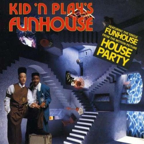 Kid N Play's Funhouse de Kid 'N Play