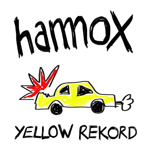 Yellow Rekord by Hammox