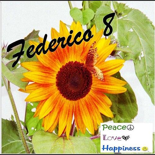 Federico 8: Peace Love Happiness de Federico