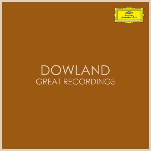 Dowland - Great Recordings by John Dowland
