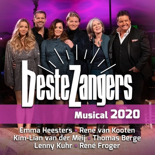 Beste Zangers Musical 2020 by Various Artists