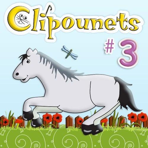 Les Chansons Des Clipounets, Vol. 3 de Clipounets