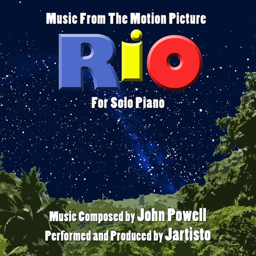 Rio (Music from the Motion Picture for Solo Piano) de Jartisto