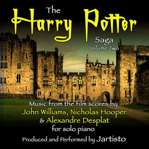 The Harry Potter Saga Volume 2 (Music from the Film Scores for Solo Piano) by Jartisto
