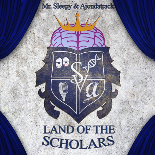 Land of The Scholars de Mr. Sleepy