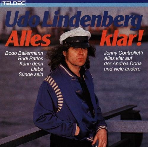 Alles Klar von Udo Lindenberg