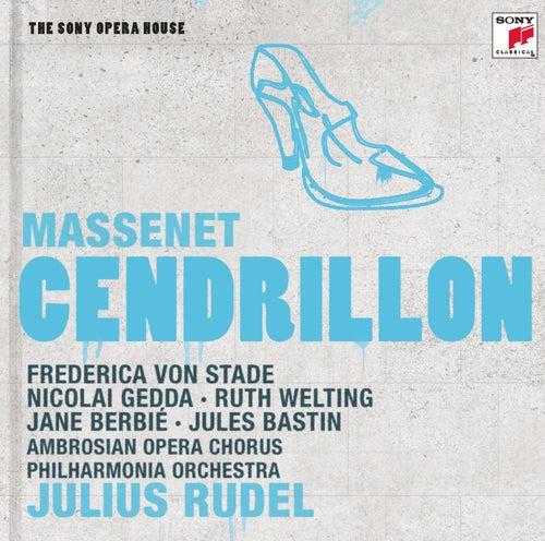 Massenet: Cendrillon - The Sony Opera House by Philharmonia Orchestra