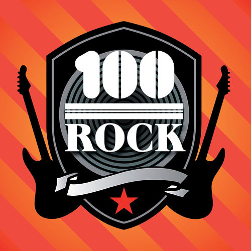 100 Rock by Various Artists