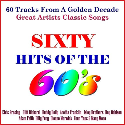 60 Hits of the Sixties van Various Artists