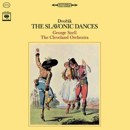 Dvorak: Slavonic Dances, Op. 46 & 72 by George Szell