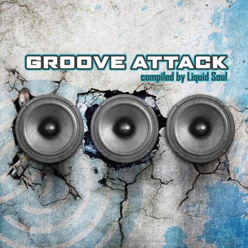 Liquid Soul - Groove Attack de Various Artists