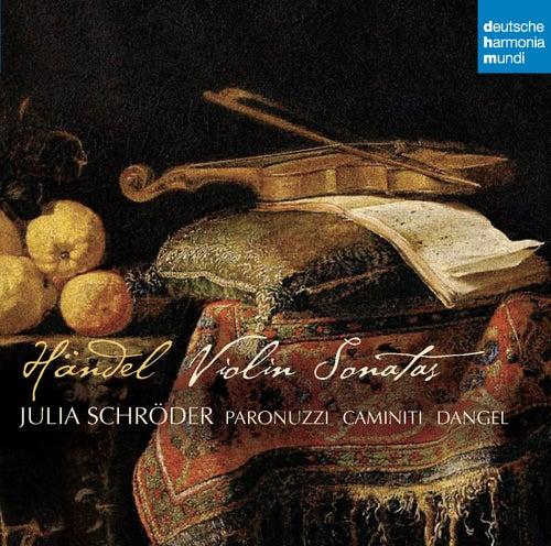 Händel: Violinsonaten de Julia Schröder