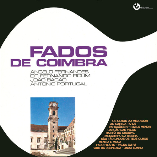 Fados de Coimbra de Vários Artistas