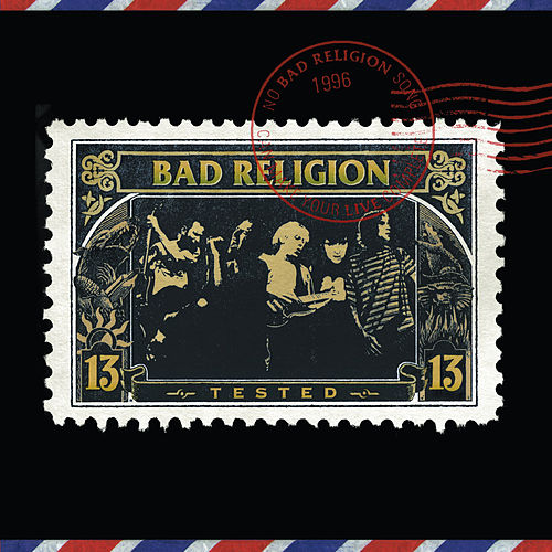 Tested von Bad Religion