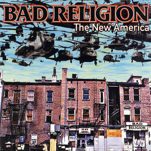 The New America von Bad Religion