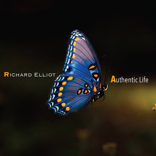 Authentic Life by Richard Elliot