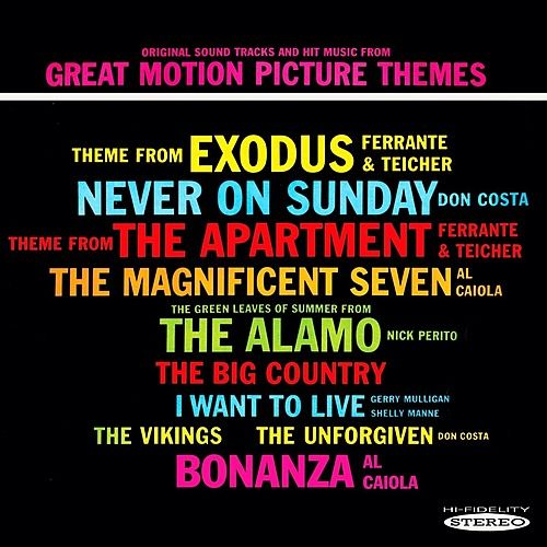 Great Motion Picture Themes by Various Artists