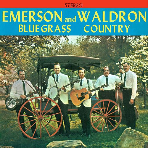 Bluegrass Country von Bill Emerson