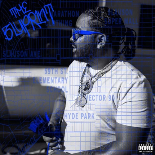 The Bluprint (Deluxe) by Bh