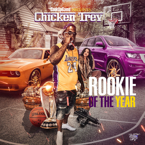 Rookie of the Year by Chicken Trev