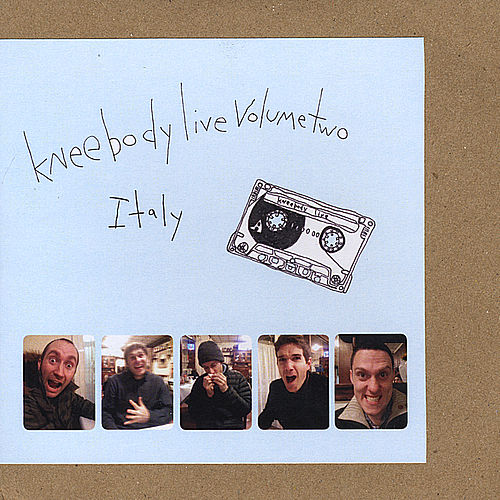 Kneebody Live, Vol. 2 (Italy) by Kneebody