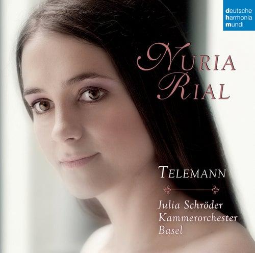 Telemann by Nuria Rial