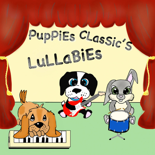 Puppies Classic's Lullabies by Teddy Tales