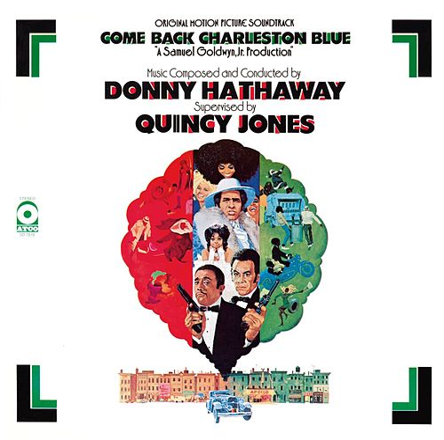 Come Back Charleston Blue Original Soundtrack de Donny Hathaway
