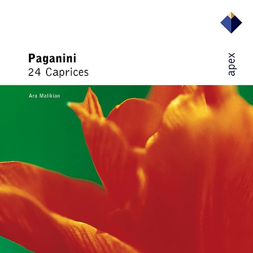 Paganinni 24 Caprichos de Ara Malikian