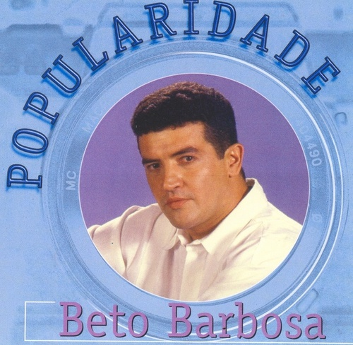 Popularidade de Beto Barbosa