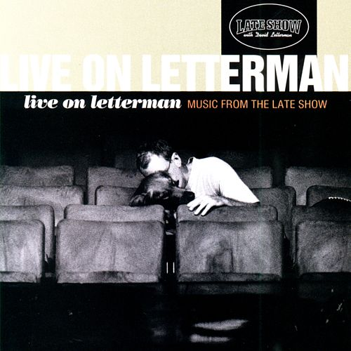 Live On Letterman-Music From The Late Show von Various Artists
