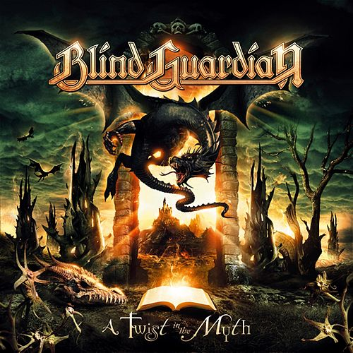 A Twist In The Myth by Blind Guardian